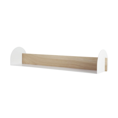 [bmotto] Wing shelf_white_L
