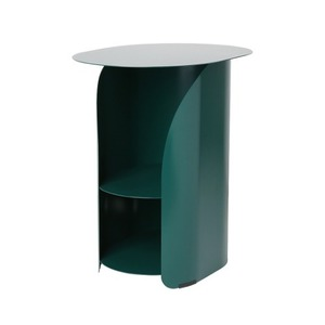 [bmotto]커브사이드테이블  Curve side table_evergreen